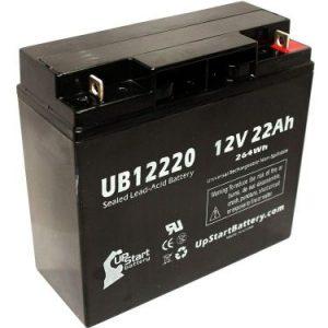 Sears Craftsman Diehard Portable Power 1150 Battery - Replacement UB12220 Universal Sealed Lead Acid Battery